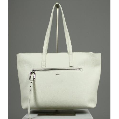 Sac Cabas HUGO Kim Shopper Blanc