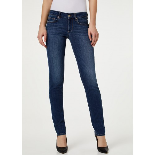 JEAN BOTTOM UP LIU.JO BLEU UXX028D4186
