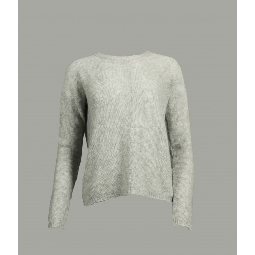 PULL CANINE A.POIL GRIS