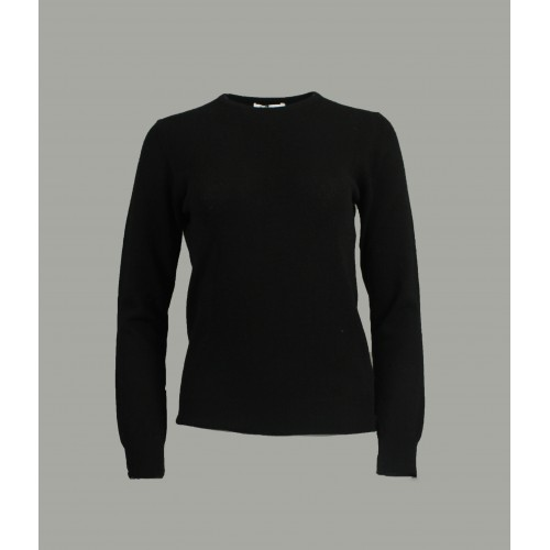 PULL CHATAIN A.POIL NOIR