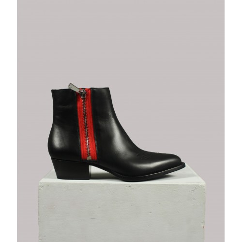 BOTTINES ISABEL HUGO NOIRE 50435398